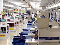 Global apparel industry facing structural decline