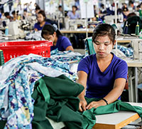Myanmar becomes new hotbed of apparel manufacturing