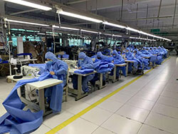 Questionaires Survey Shows Coronavirus Impact on Chinese Textile Industry