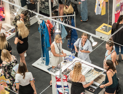 Ready-to-Show online: A getaway for international textile and apparel manufacturers for European buyers